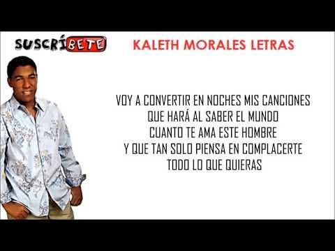 CULPABLE DE TU AMOR - KALETH MORALES (LETRA)