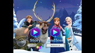La Gran Aventura de Elsa en Frozen 2 || Frozen Rush Gameplay