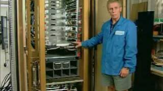 Cray SV2 Supercomputer [Cray X1] - Part 2 of 3
