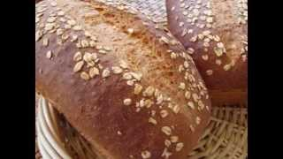 Oatmeal Bread By Thefoodventure.com