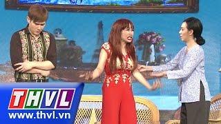 THVL   Danh hài đất Việt - Tập 36: Tình không ranh giới - Thu Trang, Hiếu Hiền, Ốc Thanh Vân...
