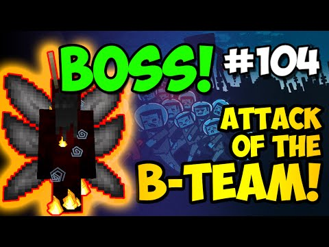 Minecraft: LORD OF TORMENT!!! - Attack of the B-Team Ep. 104 (HD)
