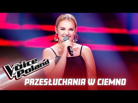 """Anna Gąsienica-Byrcyn - """"Jesteś lekiem na całe zło"""" - Przesłuchania w ciemno  The Voice of Poland 11"""