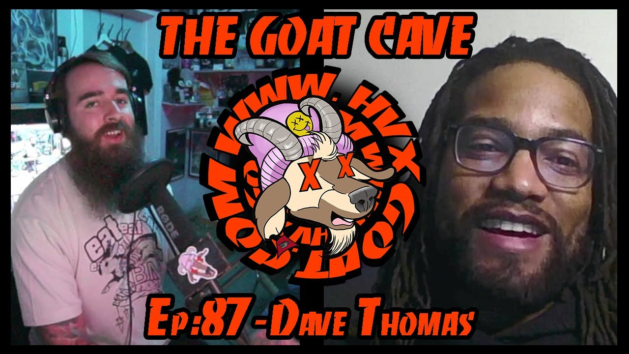 The Goat Cave Podcast (Ep:87-Dave Thomas, Joyride 150's General Manager)