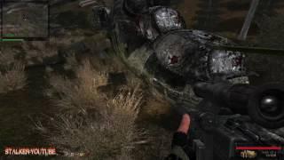 stalker шлях повернення людини, обстежити місце перед АС для Петренко знайти схованку Горгона