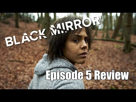 Black Mirror Episode 5: White Bear Review