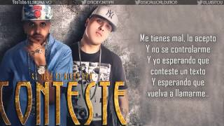 Conteste  * * El Sica- Ft Nicky Jam