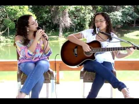 Jennifer e Jessica - Fica Senhor comigo (Celina Borges)