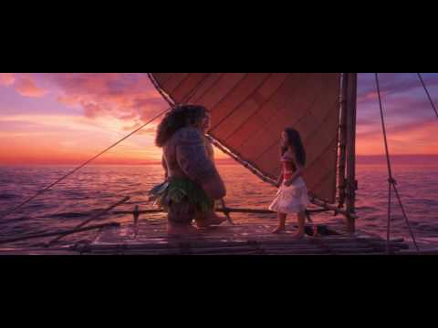 Moana - It's Called Wayfinding - Out Now In Cinemas - Official Disney | HD