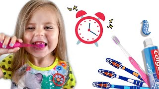 This is the Way Song | Sofia Morning Routine Pretend Play Nursery Rhymes Kids Song