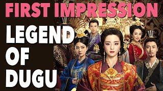 Video The Legend of Dugu - First Impression download MP3, 3GP, MP4, WEBM, AVI, FLV April 2018