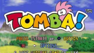 Tomba/Tombi Playthrough Part 1