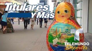 Conoce la calle turística más visitada de Kazan | Titulares y Más | Telemundo Deportes