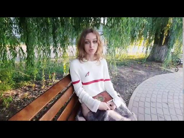 Изображение предпросмотра прочтения – КаринаКлиндухова читает произведение «Письмо к женщине» С.А.Есенина