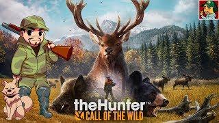 TheHunter: Call of the Wild - Первый взгляд (Охота начинается)