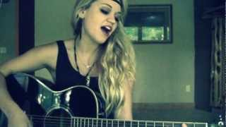 Repeat youtube video Diamonds - Rihanna - Cover by Riley Biederer