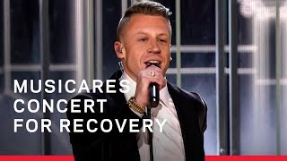 MusiCares Concert For Recovery Honoring Macklemore