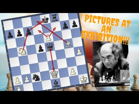 Don't Scratch your head! It's Mikhail Tal's Game