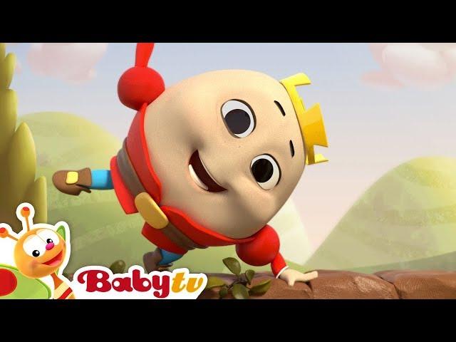 Humpty Dumpty Sat on a Wall | BabyTV