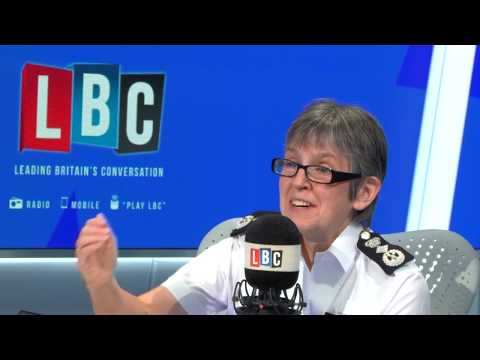 Call The Commissioner: 5th March 2019 - Cressida Dick's Phone-In - LBC