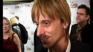 Flashback: MacKenzie Crook at 2004 Empire Awards
