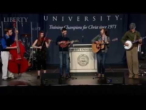 "Dogwood & Holly - ""Like Father, Like Son"" -- Liberty University Convocation"