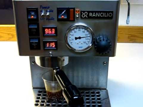 Espresso automatic super machine comparison pod