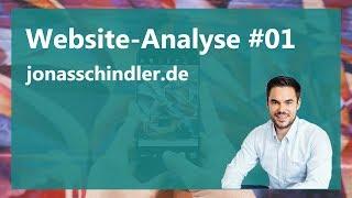 Website Analyse 1: SEO & Speed Audit (neue Videoreihe) / Website-Analyse #01
