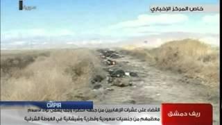 Сирийская армия уничтожила 175 иностранных боевиков