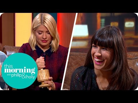 Real-Life Witch Teaches Us How to Get Rid of Someone | This Morning