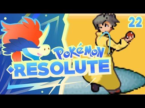 Pokemon Resolute Rom Hack Part 22 THE SECRET BASE! Gameplay Walkthrough