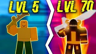 CARRYING MORE NOOBS IN LOWER LEVEL DUNGEONS #2! (ROBLOX DUNGEON QUEST)