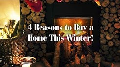 4 Reasons to Buy a Kaufman County Home This Winter!