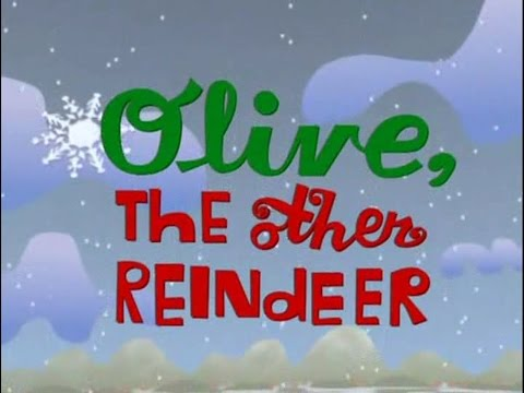 Media Hunter - Olive the Other Reindeer Review