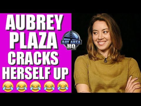 """AUBREY PLAZA INTERVIEW - INGRID GOES WEST star says she can """"DESTROY"""" O'Shea Jackson Jr. at hoops"""