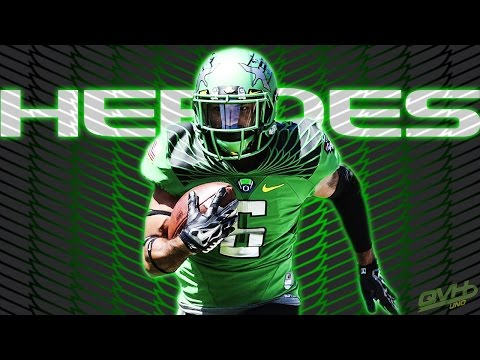 "Oregon Ducks Football 2015-16 Season HD ""Heroes"""