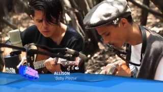 Allison / Baby please / Sonido Directo.tv