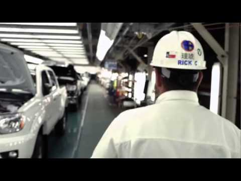 Toyota Tundra: A Day In The Life At The Toyota Truck Factory In San Antonio,  Texas