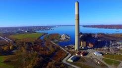 B. C. Cobb Power Plant Fall 2016 Post Retirement Muskegon, MI