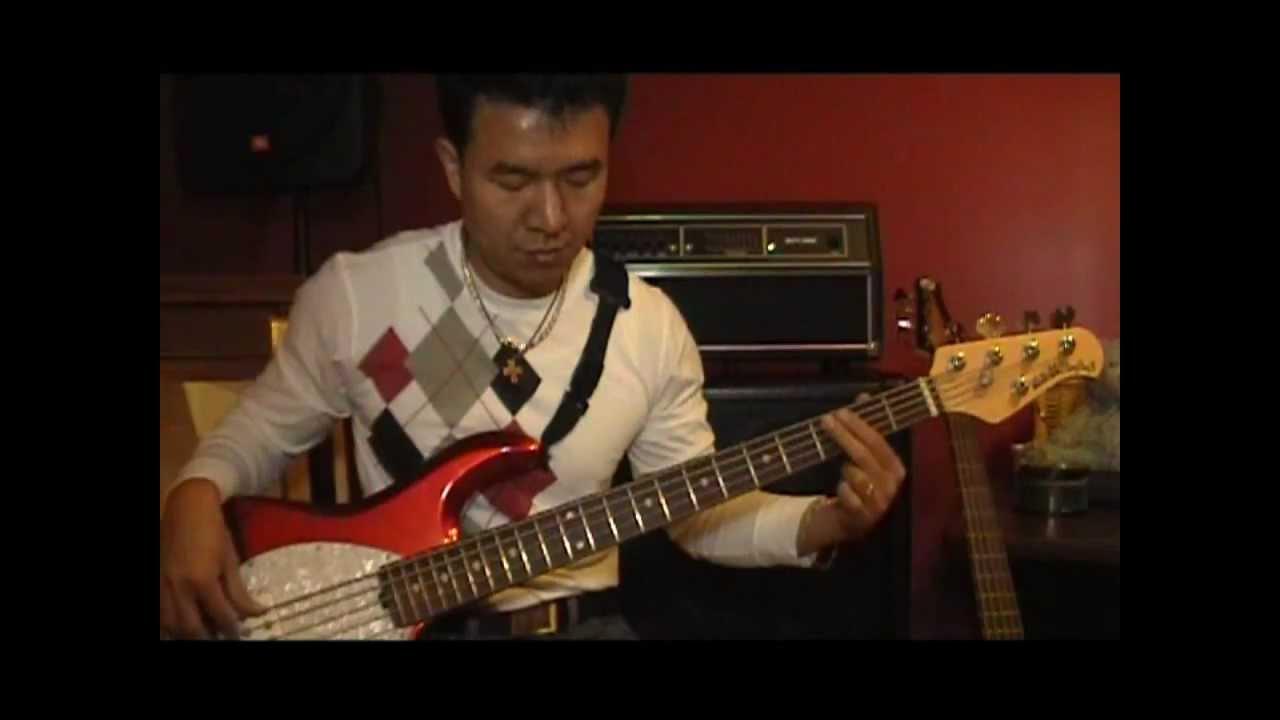 matt-redman-10000-reasons-bless-the-lord-bass-cover-salaituk
