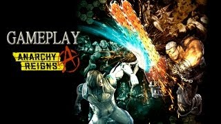 Anarchy Reigns - Gameplay PS3