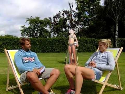 Interview mit Sara Niedrig (ehem. Goller) - YouTube: http://www.youtube.com/watch?v=TlbGCo2v9I4