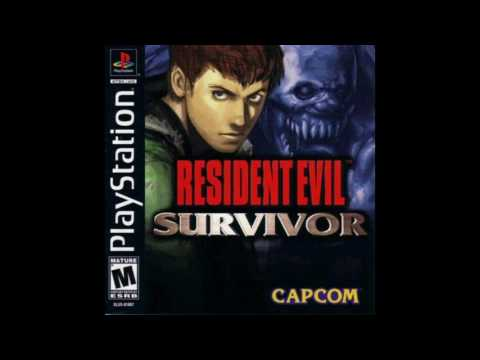 [PS1] Resident Evil Survivor Live stream by Chinger (Normal)