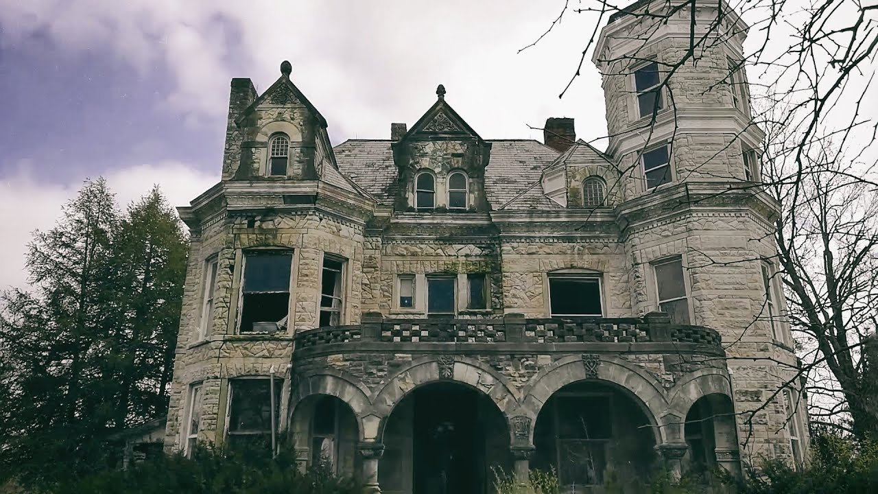 Decadence to Decay - The Ashfeld Manor House
