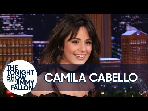 Camila Cabello on Struggling to Call Shawn Mendes 'Baby' and Stealing from Prince William