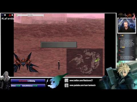 LaFamilia Aminex TV Lucky spielt Final Fantasy 8 #10 Überflug der Pandora und die Ragnarok