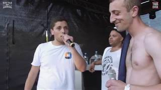 BATTLE OF HONOR ►DEZ VS. TRIPLEBEAT◄ (HELENE BEACH FESTIVAL 2018)