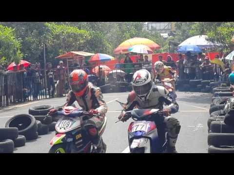 kecelakaan road race tulungagung 2016 eps.1