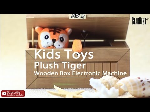 Wooden Box Electronic Machine - Gearbest.com