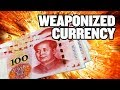 China is effectively weaponizing the exchange rate ...